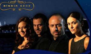 Сериал Тысяча и одна ночь: любовь по-турецки