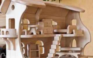 Деревянные игрушки и прочие детские товары в России будут свои
