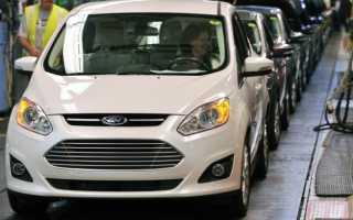 Ford — лидер по продажам в США!