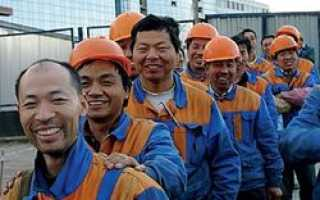 Мигранты стали освобождать рабочие места в России