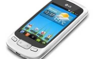 LG предлагает апгрейд ОС Optimus One до Android 2.3 Gingerbread
