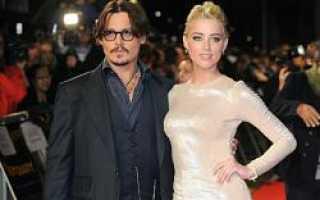 Знаменитый актер Голливуда Джонни Депп объявил о своей помолвке