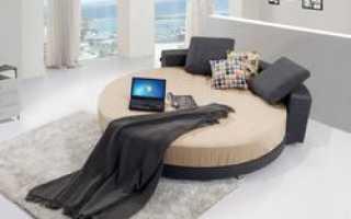Многообразие современных двуспальных кроватей