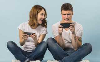 Какие смартфоны предпочитают мужчины, а какие женщины