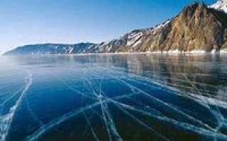 На больших глубинах озера Байкал будут установлены видеокамеры