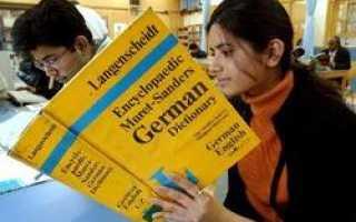 Немецкий язык: выбираем подходящий способ изучения