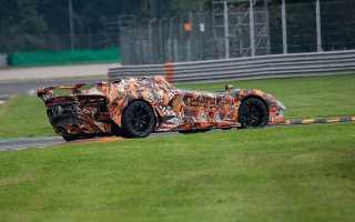 Lamborghini вывела на тесты самую экстремальную версию Aventador