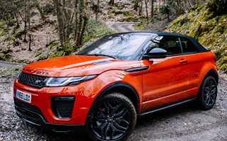 Новый тюнингованный Range Rover Evoque