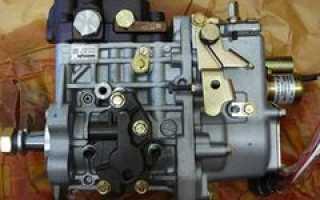 Своевременный ремонт ТНВД – гарантия безотказной работы двигателя