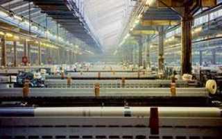 Основная часть текстильных предприятий России сосредоточена в Центральном округе