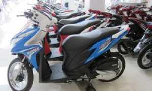 Новые скутеры и запчасти к ним