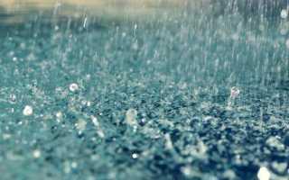 В Америке выпали дожди с микропластиком