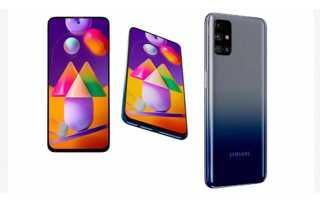 Представлен смартфон Samsung Galaxy M31s