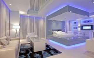 Светильники как инструмент зонирования помещения
