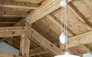 Преимущества электропроводки старого типа