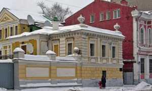 Старые особняки среди столичных девелоперов пользуются спросом