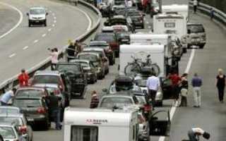 Автомобили в Европе обязательно должны будут иметь систему автоматической связи со службами спасения