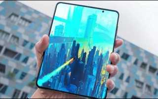 Новый складной планшет Samung Galaxy Fold 2