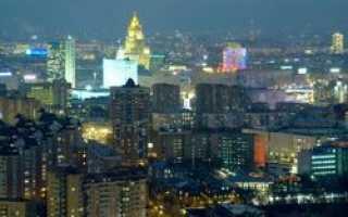 Элитные новостройки Москвы уходят из центра города