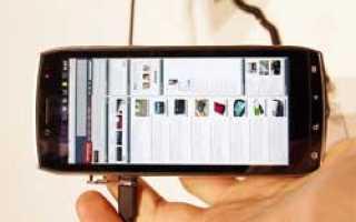 Компактный гаджет Acer Iconia Smart выйдет в сентябре