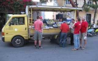 Правительство России намерено упростить правила ведения торговли автомагазинами