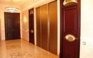 В России научились делать изысканные межкомнатные двери