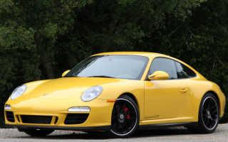 Подробности о спорткаре Porsche 911