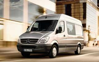Mersedes будет собирать на заводе ГАЗ свой Sprinter