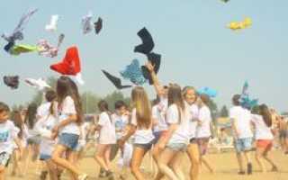 В честь очередного дня рождения своего города пермяки решили станцевать необычные танцы