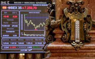 Европейские рынки обвалились