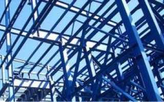 В России создадут каталог металлоконструкций