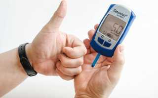 Первый признак сахарного диабета