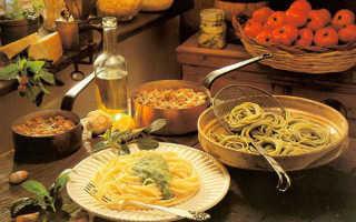 В Москве пройдет фестиваль итальянской кухни