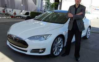 Жители Германии пожаловались на Tesla