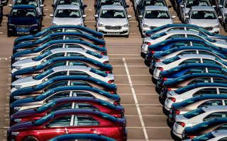 В России за месяц подорожали автомобили 30 марок