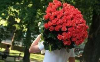 Первая доставка цветов появилась во времена рыцарей