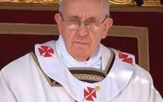 «Папамобиль» остаётся — Папа Римский едет!
