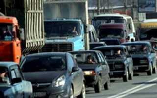Пробки на Варшавке разгонят с помощью новой эстокады