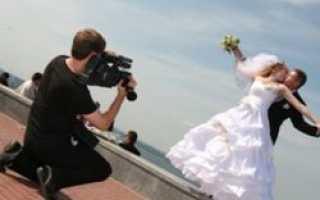 Свадебная видеосъемка: создание настоящего свадебного фильма