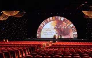 В Дубае прошел международный кинофестиваль