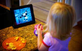 Влияние современной анимации на детей