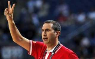 Сборная России по баскетболу определяется с составом