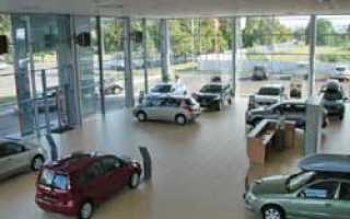 Nissan открыл новый дилерский центр в Днепропетровске