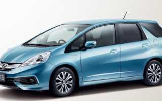 Автомобильной компании Honda пришлось остановить производство модели Fit Shuttle