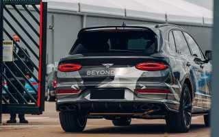 Bentley лишит европейцев быстрейшего в мире кроссовера