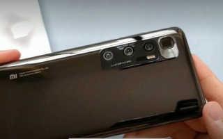 Флагманский Xiaomi Mi 10 Ultra показали на фото