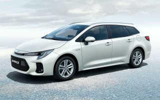 У Suzuki появилась новая версия универсала Toyota Corolla