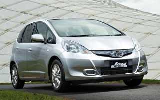 Компания Honda представила версию Jazz…