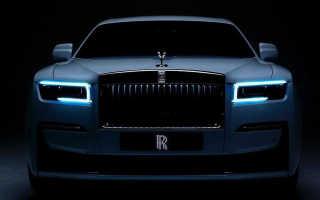 Rolls-Royce запатентовал название для электрокара
