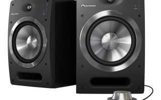 Pioneer S-DJ08 и S-DJ05